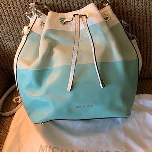 Michael Kors backpack style purse